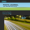 Photo Journal Blogger Template