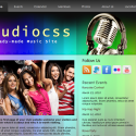 AudioCSS Mobile Friendly HTML Template