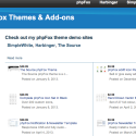 phpFox Clone Template