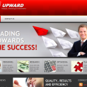 Upward Business Investor Joomla Theme