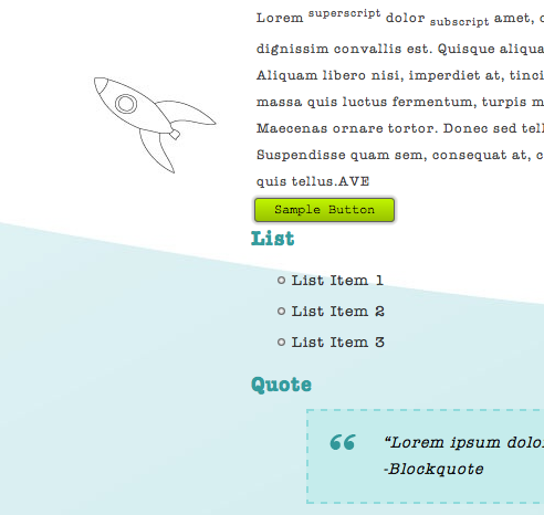 Paper Plane HTML Template