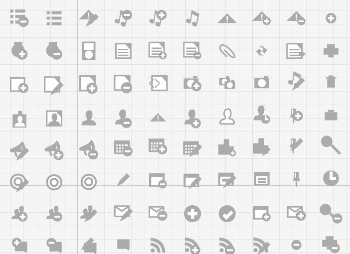 phpFox icon set