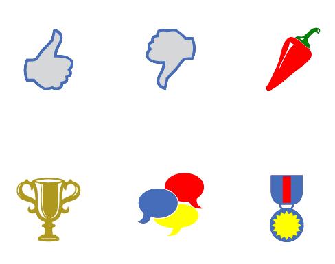 Complete phpFox Emoticon Set