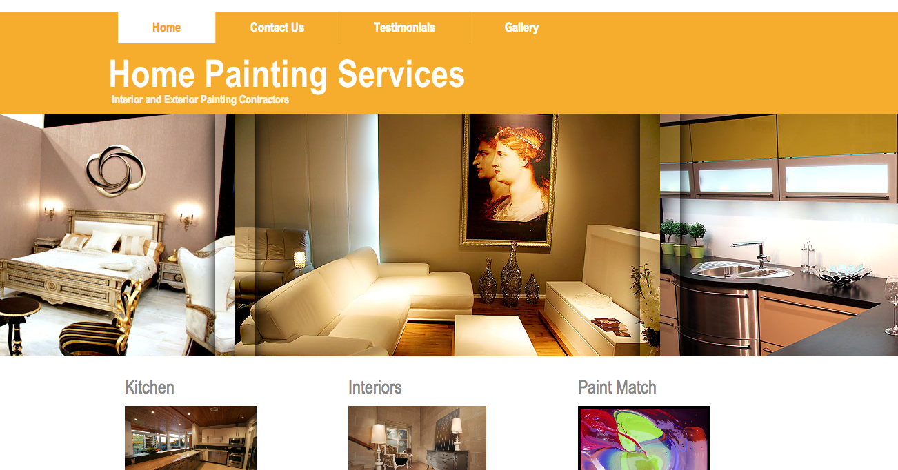 Ready Made Painting Contractors Site