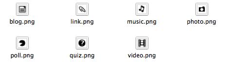 phpFox  black Icons