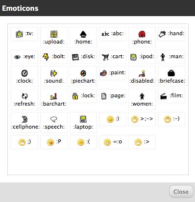 Hand Drawn phpFox Emoticon Icon Set