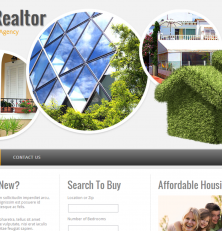 EcoRealtor CSS & Drupal Theme