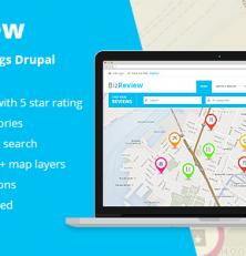Business Review Drupal Theme