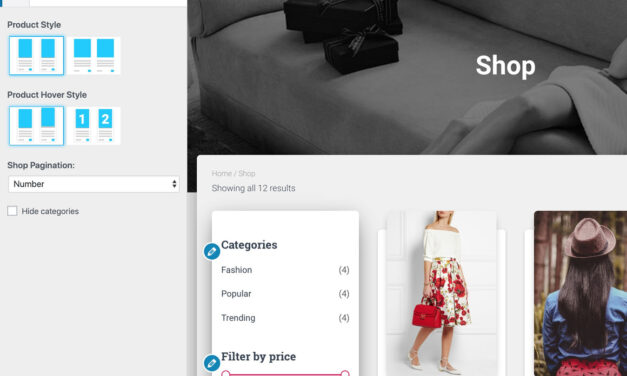 Hestia Modern Material Design WordPress Theme